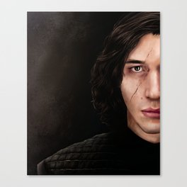 Heir Apparent to Lord Vader Canvas Print