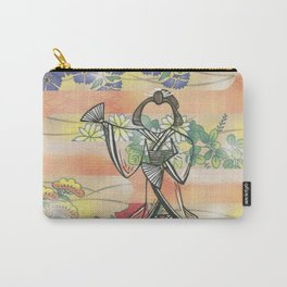 The Fourth Beautiful Geisha Carry-All Pouch