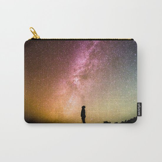 Me against the universe Carry-All Pouch