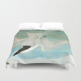 Marsh Tern Duvet Cover