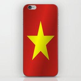 Flag of Vietnam iPhone Skin