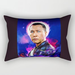 Donnie Yen Rectangular Pillow