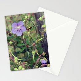 symphony in blue Stationery Cards