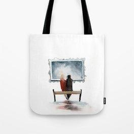 Love Story n.1 - In Museum Tote Bag