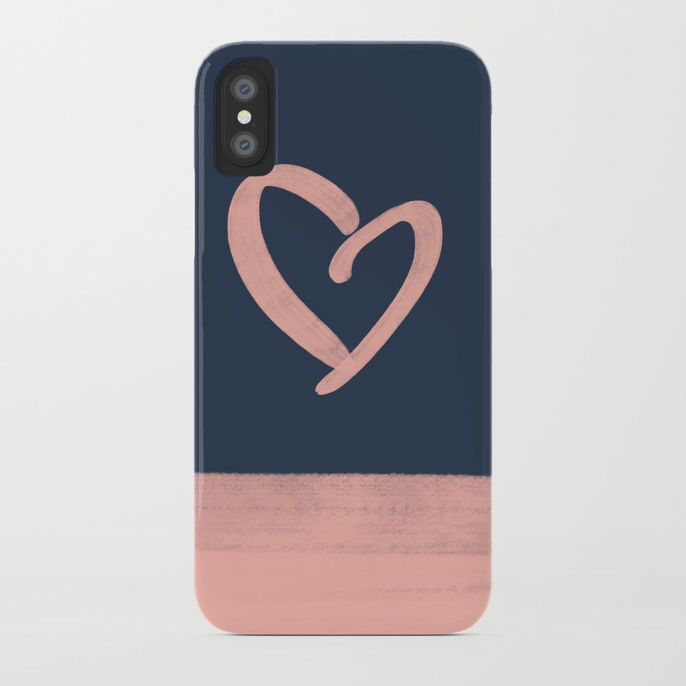 Heart Case Phone Case by Natashasmithdesigns