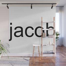 jacob Wall Mural