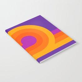 Purple Looper Notebook