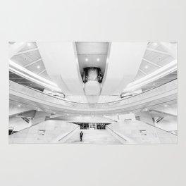 WTC Transportation Hub Oculus Rug