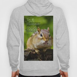 He Fills the Hungry- Psalm 107:9 Hoody
