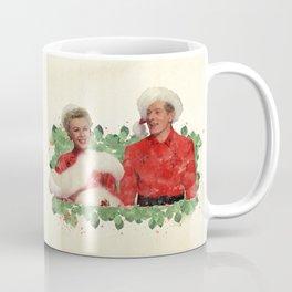 Phil & Judy (White Christmas) Coffee Mug