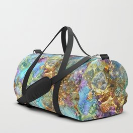 Mermaids Treasure Duffle Bag