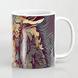 """ Minotaur "" Coffee Mug"