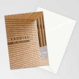 Liechtenstein Parlament Stationery Cards