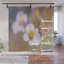 Anemone in the Garden Wall Mural