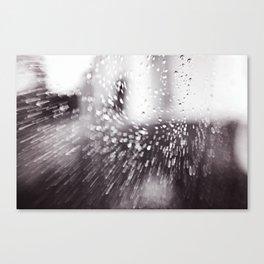DROPS PHOTOGRAPH Canvas Print