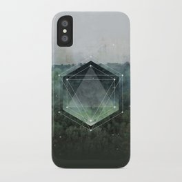 The Sacred Wood iPhone Case