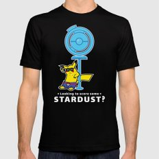 Stardust Dealer Mens Fitted Tee MEDIUM Black