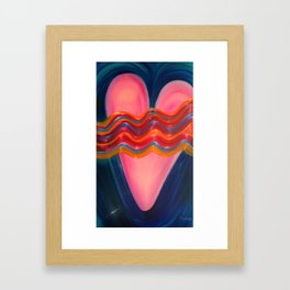 You're My Flavor Framed Art Print