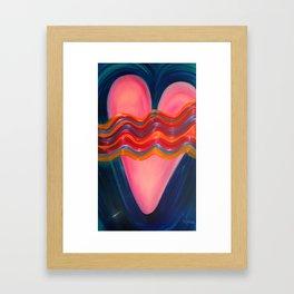 You're My Flavor Framed Art Print