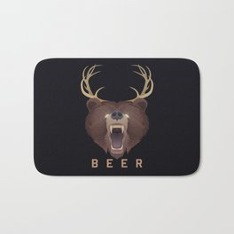 Beer Bath Mat