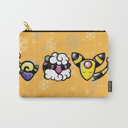 Silent Night: Mareep, Flaaffy, Ampharos Carry-All Pouch