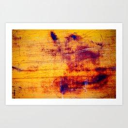 refuted Art Print