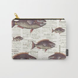 Fishing News Carry-All Pouch