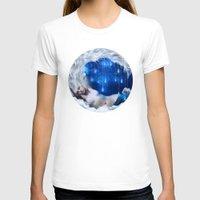 lunar T-shirts featuring Lunar Incantation by Diogo Verissimo
