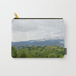 Beautiful Transylvanian mountain landscape Carry-All Pouch