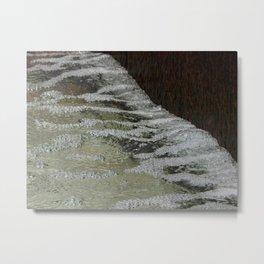 Fountain #2 Metal Print