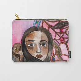 Wheel of Dreams Carry-All Pouch