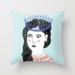 Rona Throw Pillow