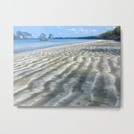 Pak Meng Beach  Metal Print