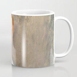 "Amedeo Modigliani ""Girl with a Polka-Dot Blouse (Jeune fille au corsage à pois)"" Coffee Mug"