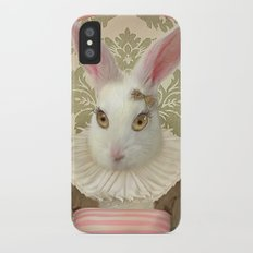 Metamorphosis of a Shapeless Heart iPhone X Slim Case