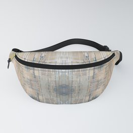 Glitch Vintage Rug Abstract Fanny Pack