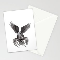 Spider-Skull and Eagle Stationery Cards