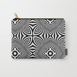 Psico-Pattern Carry-All Pouch