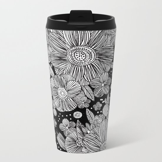 OTHER LIVING THINGS Metal Travel Mug