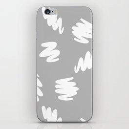 Marker Brush Pattern iPhone Skin