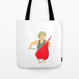 Play music Tote Bag
