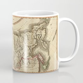 Map of Russian Empire 1799 Coffee Mug