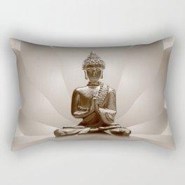 Buddha 13 Rectangular Pillow