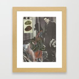 Roach Powder 1959 Framed Art Print