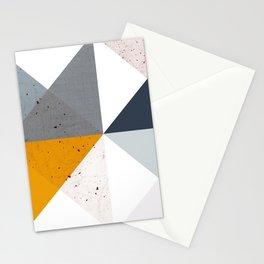 Modern Geometric 17/2 Stationery Cards