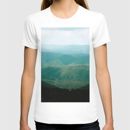 Allegheny Layers T-shirt