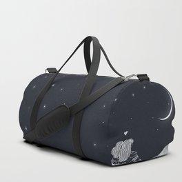 Winter Love Duffle Bag