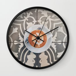 Intelligentsia Wall Clock