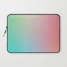 Lumen, Pink and Teal Laptop Sleeve