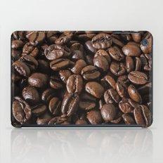coffee bean macro II iPad Case